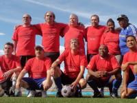 Ambassadors team at the Nambia Cup